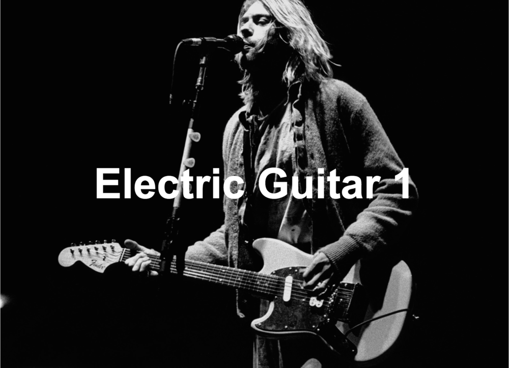 Electric Guitar Course 1    10 lessons – £300  This course is designed for beginners who want to learn in a fun way playing songs from an early stage of their development whilst still having an understanding of the techniques and knowledge necessary to master the instrument.  The course is always focused on making music, using real examples to illustrate a topic which means that this is a relaxed, informal and fun way to get your playing off the ground!  By the end of the 10 week course you will have learned :  . How to tune the guitar (With tuner and by ear) . Notes of the guitar . Understanding Guitar Tab / Chord boxes . Basic technique (Posture, picking tips, etc) . Basic open chords (Major / Minor / Dominant 7th) . The Pentatonic Scale . Time keeping exercises . 12 Bar Blues (Rhythms Style) . Power Chords . Basic riffs  Included are 10 songs selected to help with the techniques learned by artists such as David Bowie,Oasis, Kings Of Leon, Green Day and The Rolling Stones. In the lessons the student will perform the songs in a duet with myself, as well as as being taught tailored practicing techniques to improve the speed of their development when not in the lesson.
