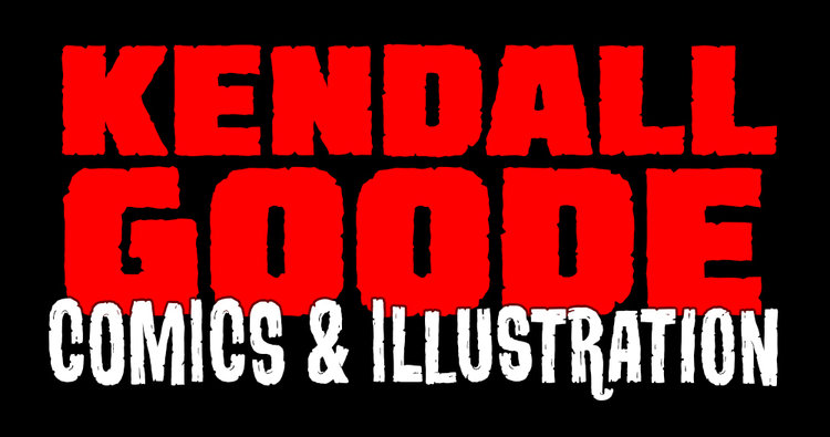 Kendall Goode Comics & Illustration