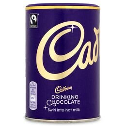 It has to be this one as the other Cadbury's hot chocolates are not vegan, but this is the one we've always drank anyway and LOVE!