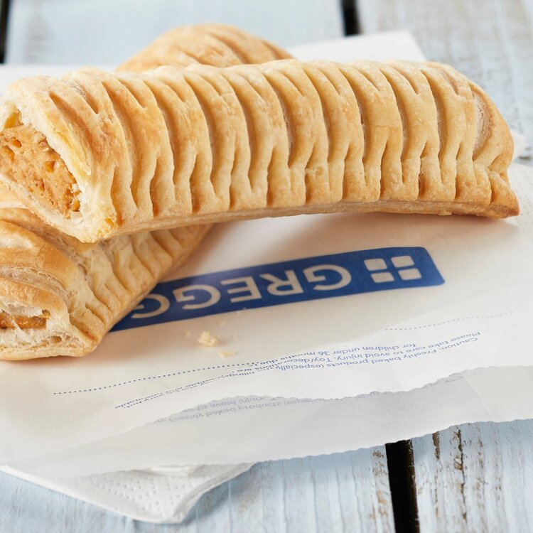 It really does live up to the hype! In January 2020 thousands of Greggs employees received a £300 bonus thanks to the success of the Vegan sausage roll sales - and meat eaters were also opting for it too! I also hear they're now [or soon to be] available to buy in the freezer section of Iceland! Greggs also provide the goods for your sweet tooth too with vegan ring doughnuts and at Christmas - mince pies!