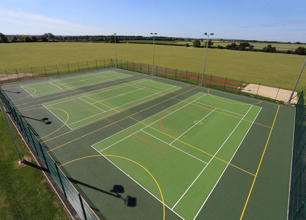 Bottisham Village College 3G FTP & 3Nr Tennis Courts, Cambridgeshire View Case Study