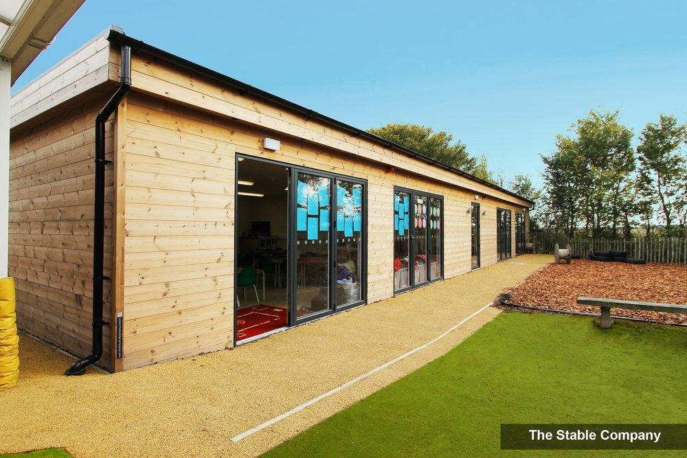 Wickhambrook Primary School   New Teaching Block, Suffolk   View Case Study