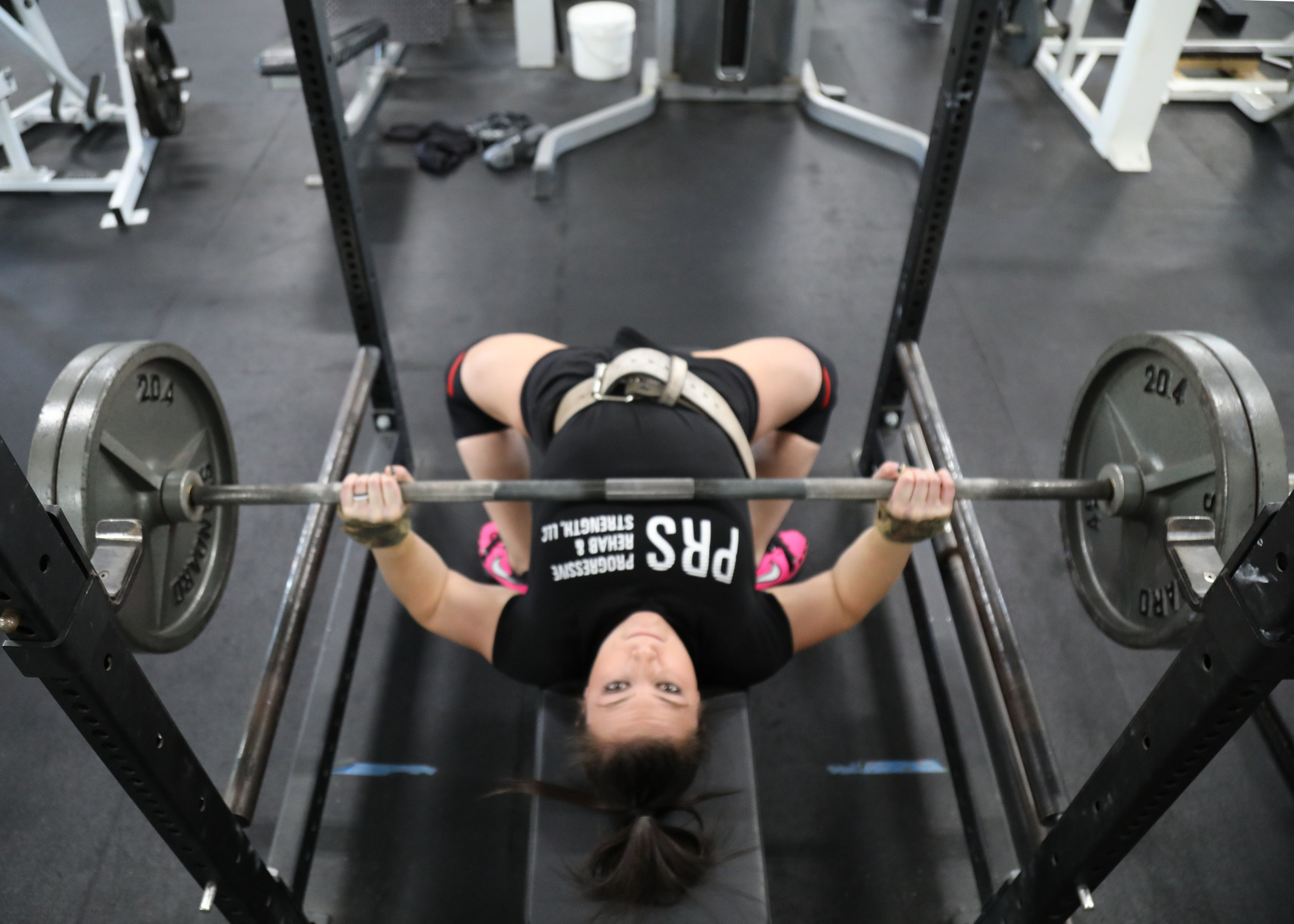 Watch 4 ways to improve your bench press video