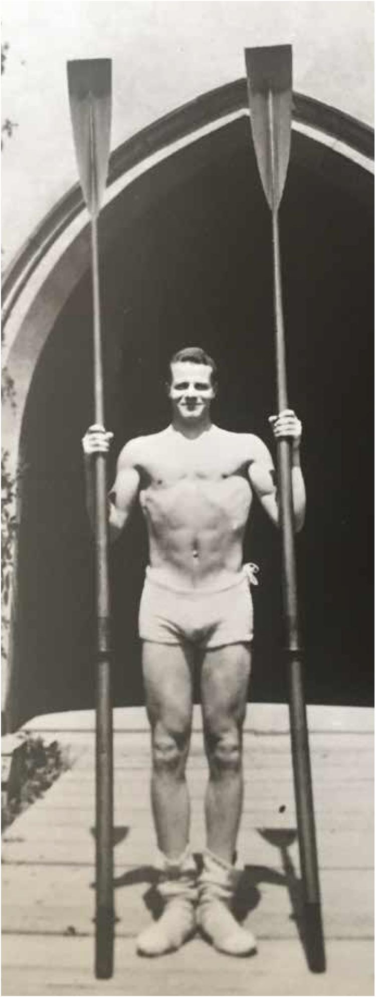 Bill - Varsity Rowing Team