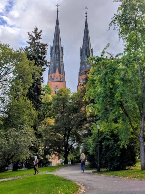 Uppsala Catherdal