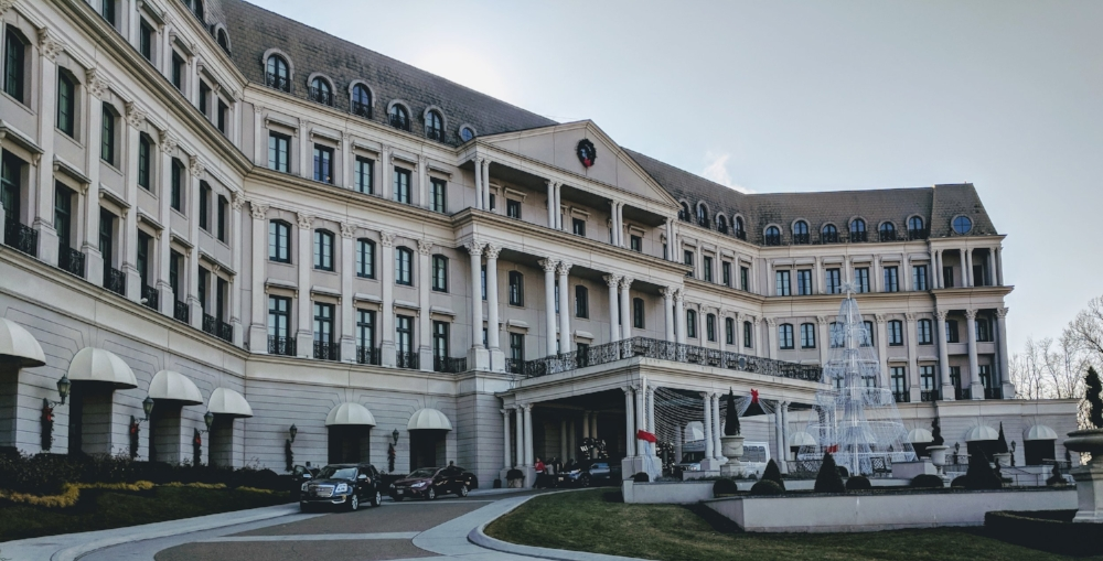 The Chateau, Nemacolin Resort