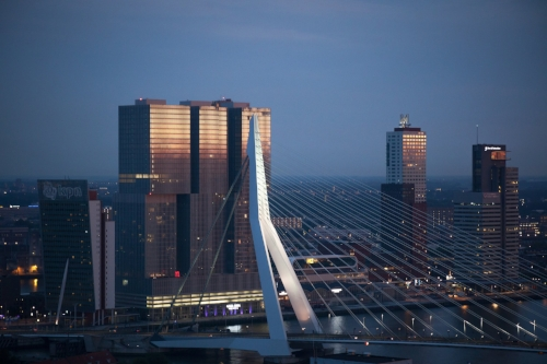 Rotterdam; Photo by  Rik van der Kroon on  Unsplash