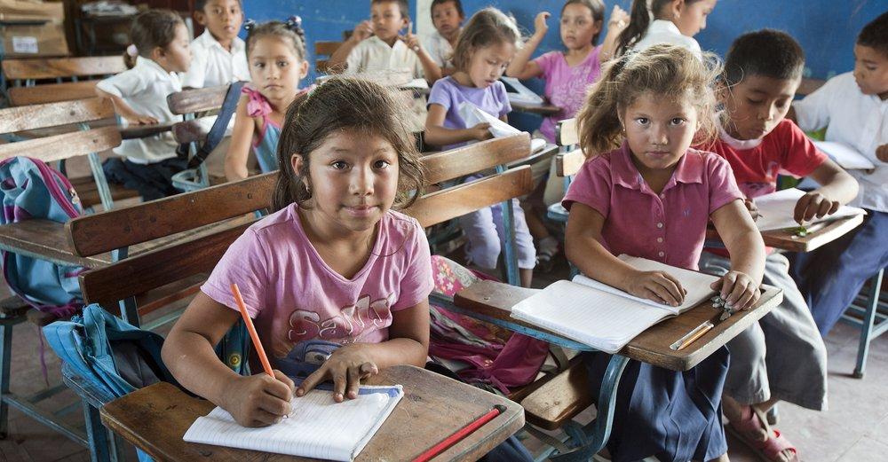 Creating hope for children around the world