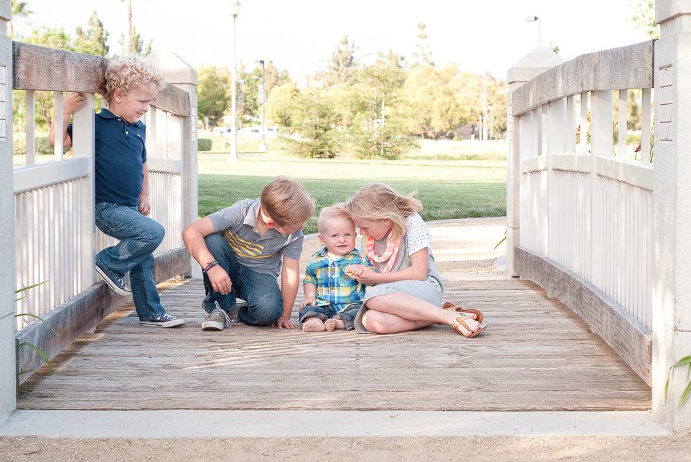 Family - Everyone's version of happily ever after looks different and when you throw kids into the mix, it seems to change by the minute!  Family sessions are an opportunity to capture fun, authentic moments that reflect your lifestyle and your family's personality.  Images that I know will be treasured by you, your kids, and generations to come!