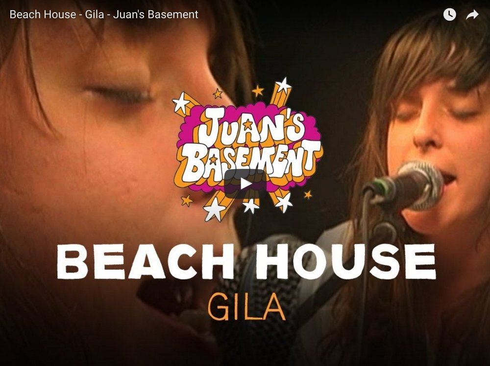 Beach House on Juan's Basement