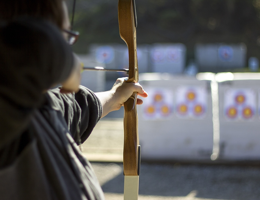 Archery Range - The archery range is established for use by qualified members of the Lake California Property Owners Association, Inc. (LCPOA) and their guests only. No other use is permitted.