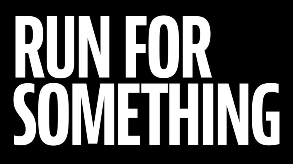 Run For Something -