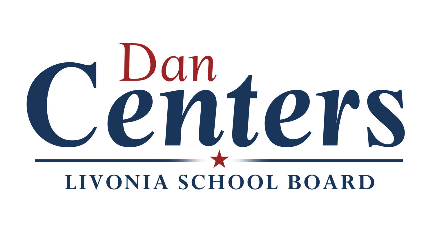 Dan Centers for Livonia School Board