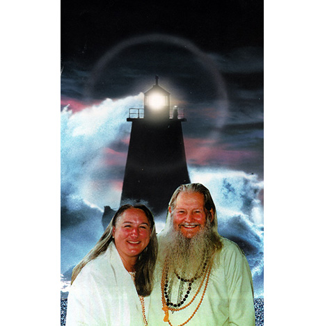 Dispellers of Darkness: Swami Prananada & Sri Goswami Kriyananda  (Community Suit)