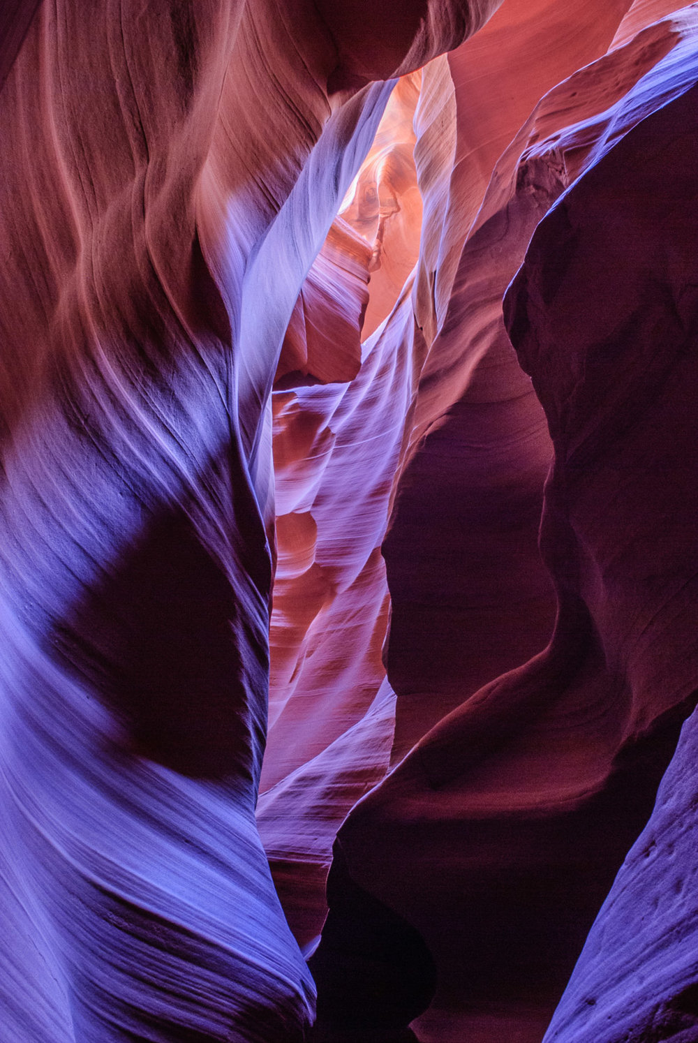 Tenderly   by Harry H. Hitzeman Jr.     Antelope Canyon near Page, AZ