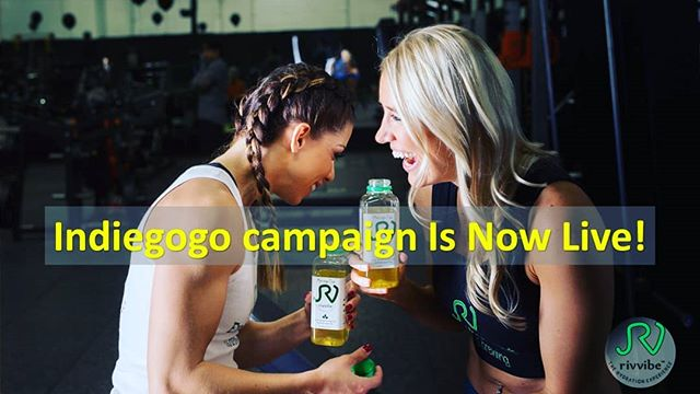 Indiegogo campaign is now live! Our backers will receive special product and merch perks. Click on the link below and as always please like and share! #rivvibe #myhydrationexperience  https://www.indiegogo.com/projects/rivvibe-premium-moringa-sports-tea-health#/