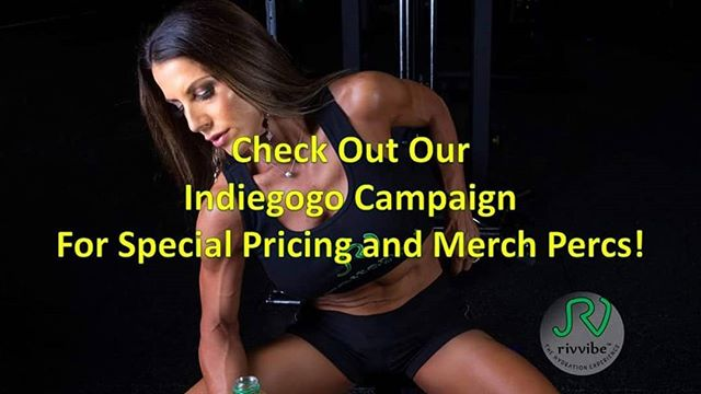 Support Rivvibe, click on the link below and as always please like and share! #rivvibe #myhydrationexperience https://www.indiegogo.com/projects/rivvibe-premium-moringa-sports-tea-health#/