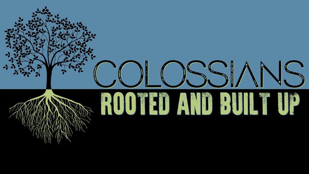 Colossians-Summer/Fall 2017