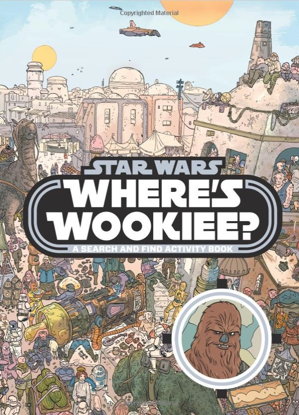 Where's Wookiee 1 Front Cover