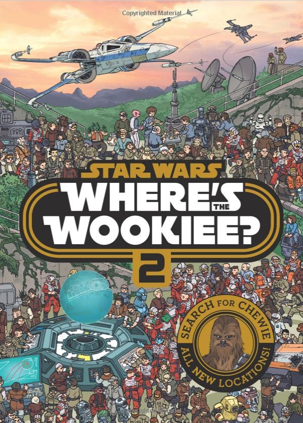 Where's Wookie 2 Front Cover