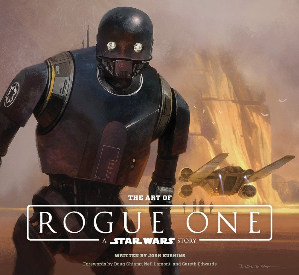 The Art of Rogue One Cover