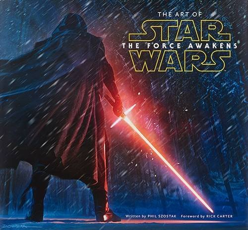 The Art of The Force Awakens front cover