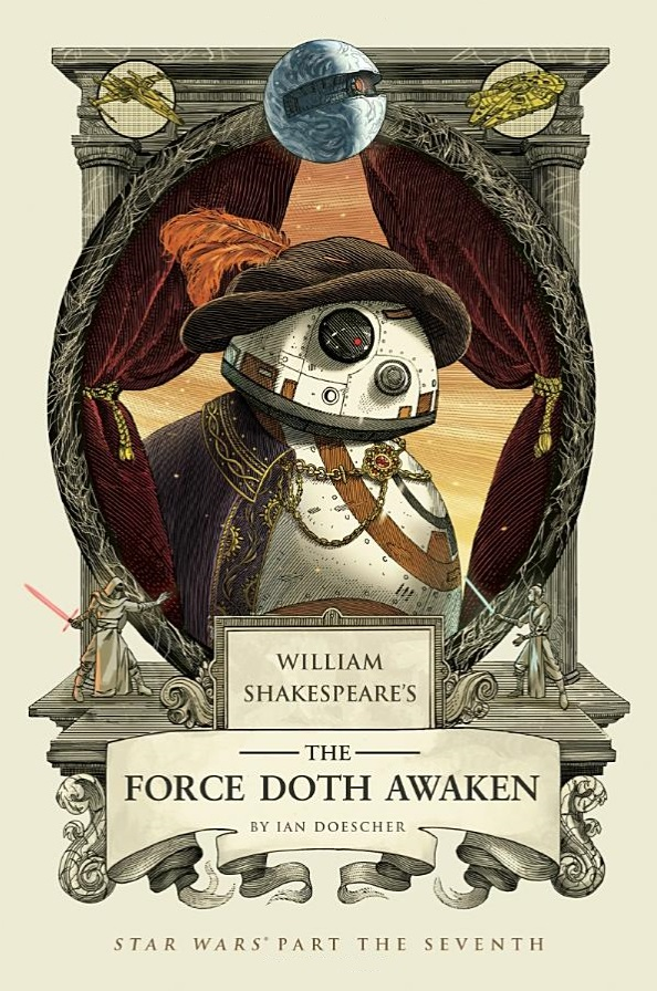 The Force Doth Awaken front cover