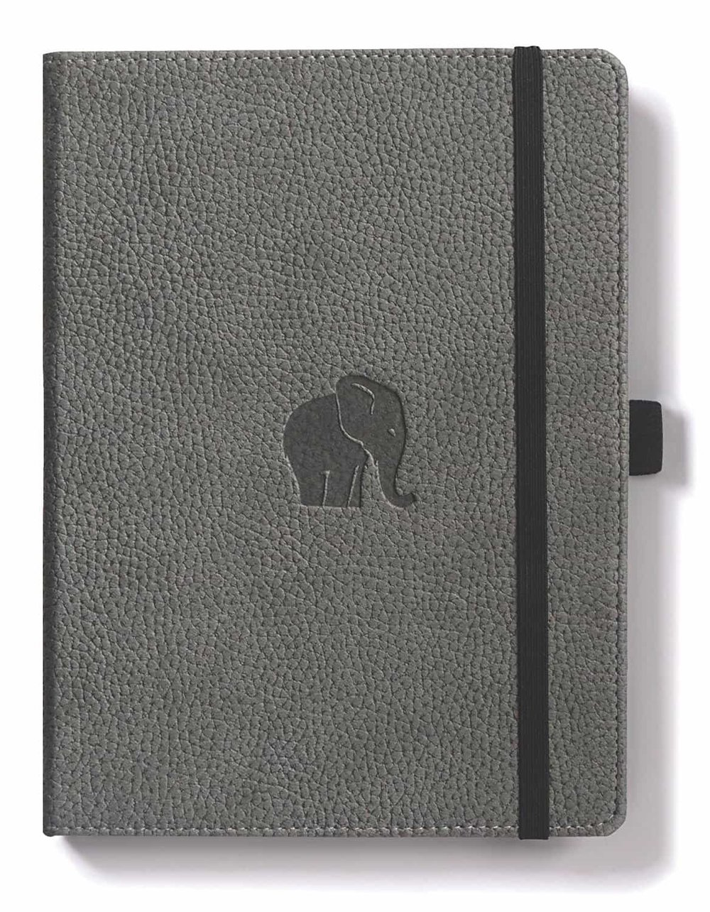 Grey Elephant Dingbats Journal
