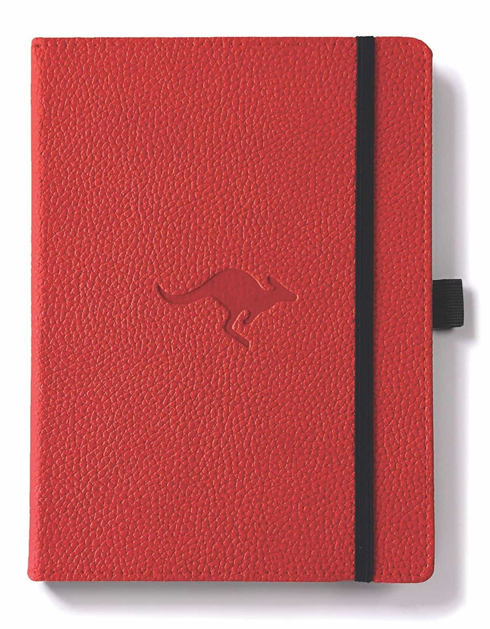 Red Kangaroo Dingbats Journal