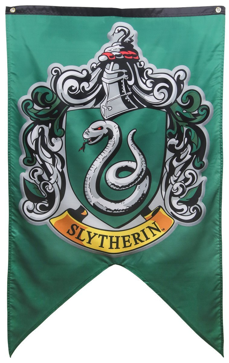 Slytherin House Banner