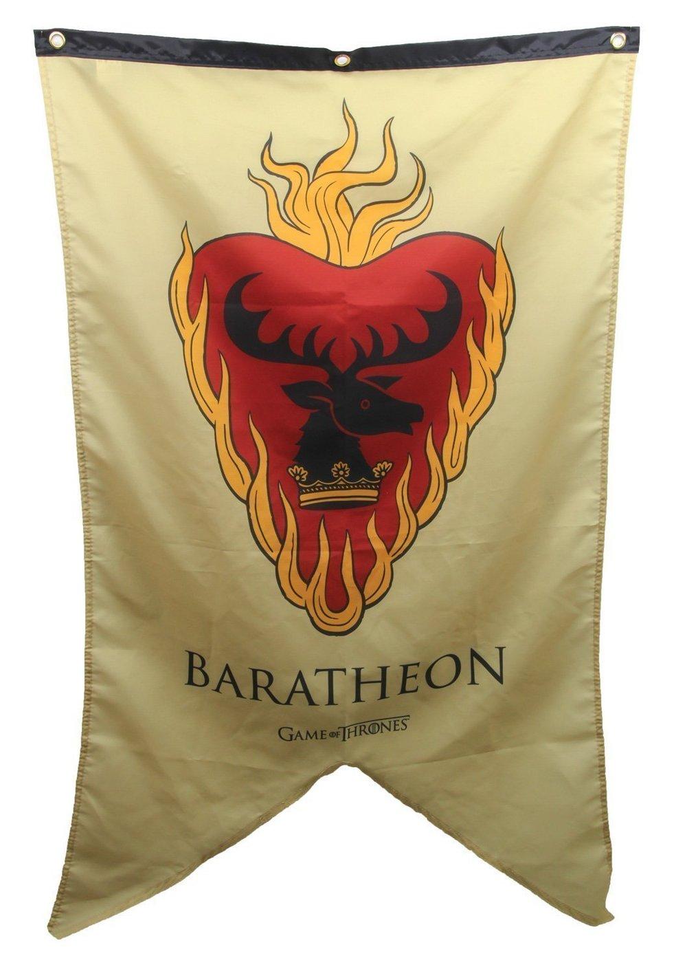 Baratheon House Banner