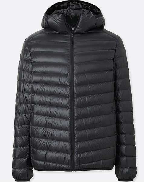 Black Man's Parka