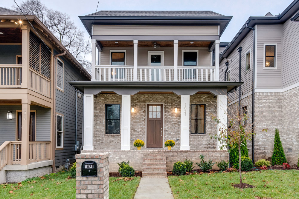 Hart Love Builders - Nashville Tennessee - 1021 10th Avenue North