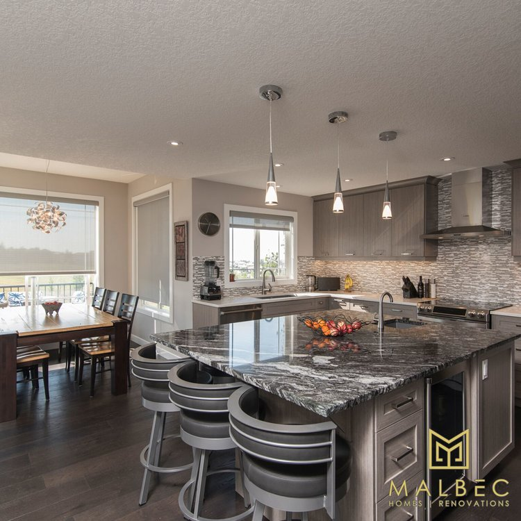 Kitchen Remodel Calgary Malbec Homes And Renovations