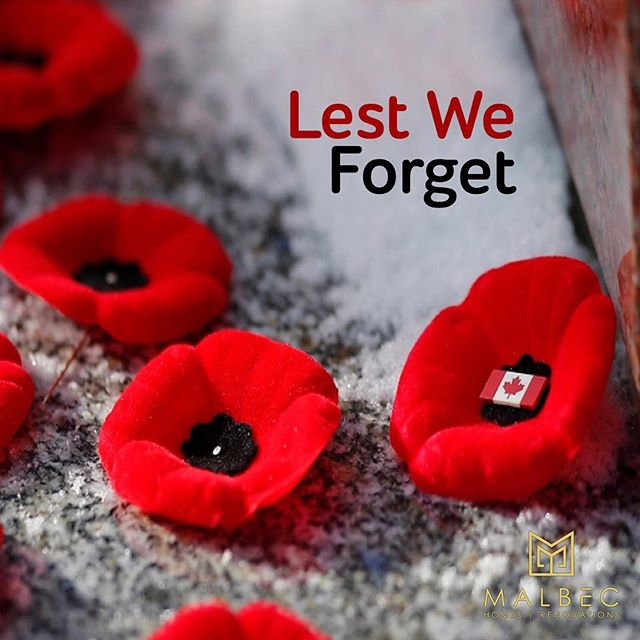 Thank You Veterans. Lest We Forget. #remembranceday