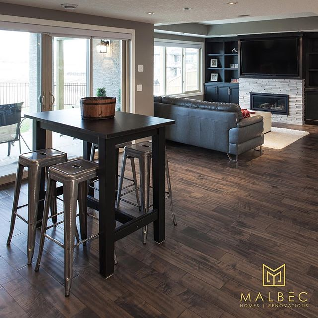 Are you sitting on a ton of untapped potential? Do you have a basement that no one uses except for storing junk? It's time to get the most out of your home with a renovation from Malbec Homes. We'll work with you to create a space that works for you and your family and help you stay on budget. Give Mike a call at 403-999-1900 and schedule a free renovation consultation today. #basementremodel #basementrenovation #customrenovations #malbechomes #calgaryluxury #yycliving