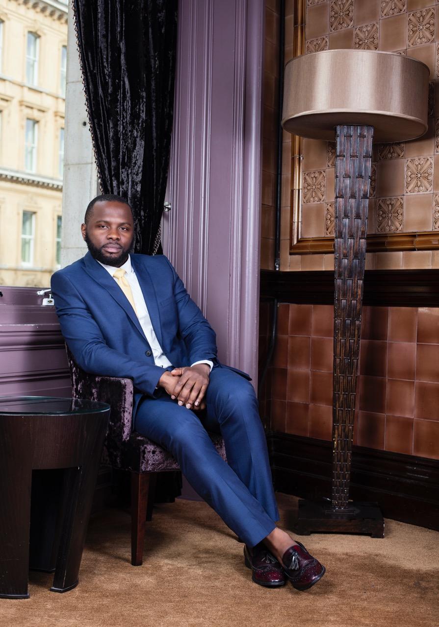 Francois Tshimpuki - Entrepreneur et Homme d'affaires...