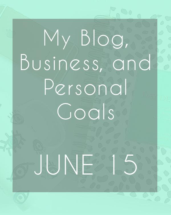 Goals-June-2015