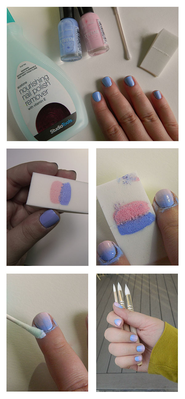 DIY-Monthly-Mani-Pantone-Gradient-Nails-DIY-Steps-2