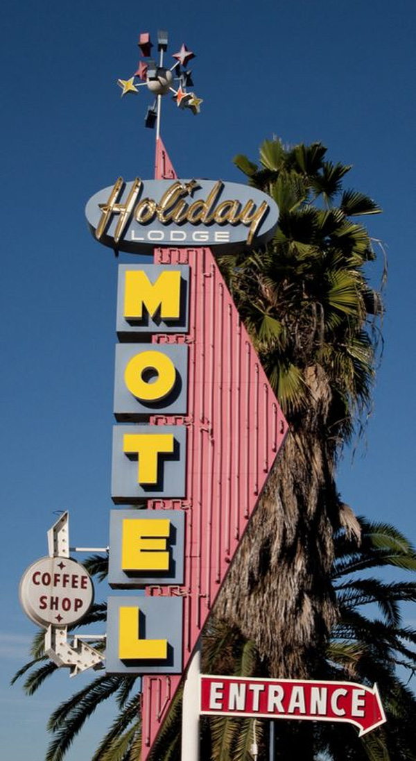 Friday-Vibes-Signs-Holiday-Motel