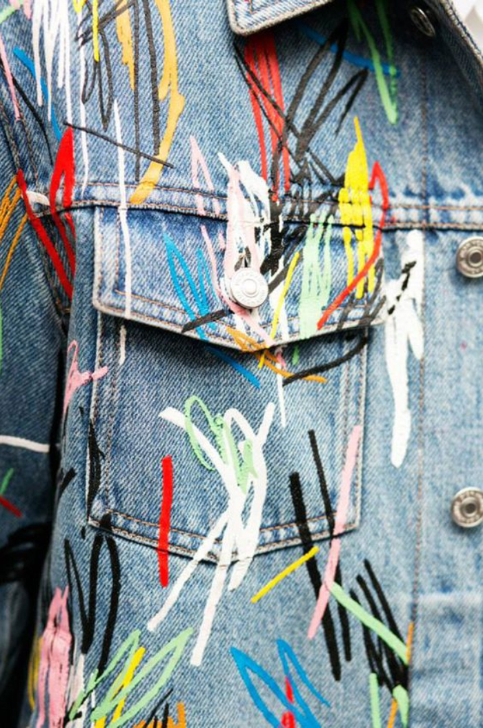 Friday-Vibes-Crafted-Denim-Painted-Jacket