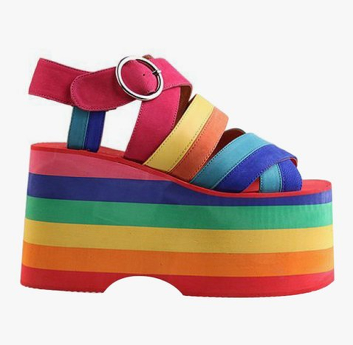 Friday-Vibes-Rainbow-Jeffrey-Campbell-Platforms