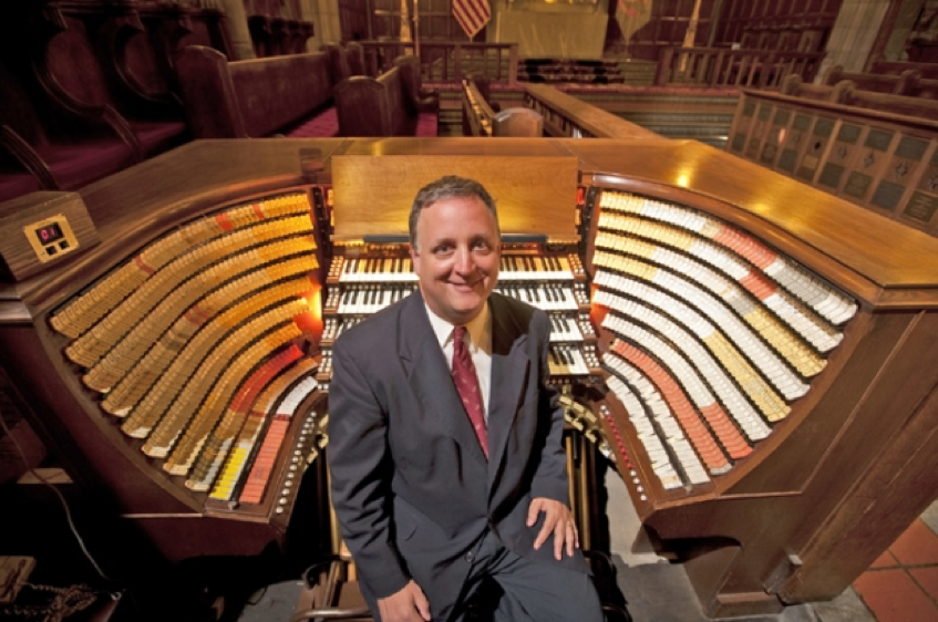 Craig Williams - In celebration of our 10th year, we will be featuring a concert of masterworks for organ and orchestra. Craig Williams, the organist and choirmaster of the famed West Point Cadet Chapel USMA is a graduate of University of Southern California, The Julliard School, and was the first full organ scholar at Westminster Choir College. Conducting this concert will be Williams' former student, Jamal Sarikoki, Director of Music at Venice Presbyterian Church. This concert will feature brass and organ works by Strauss and Dupré, Poulénc's Concerto for Organ and Strings, and Guilmant's Symphony No. 1 for full orchestra and organ.