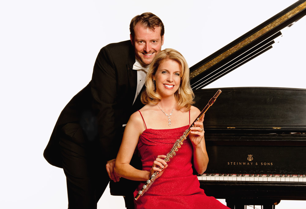 Karen & Chris Romig - Venice's own romantic duo, Chris & Karen Romig, a highlight of our concert series, have delighted audiences across the country with their elegant and eclectic blend of classical, jazz, and sacred music. We are delighted to have them grace our stage once again as we celebrate our ten-year anniversary.