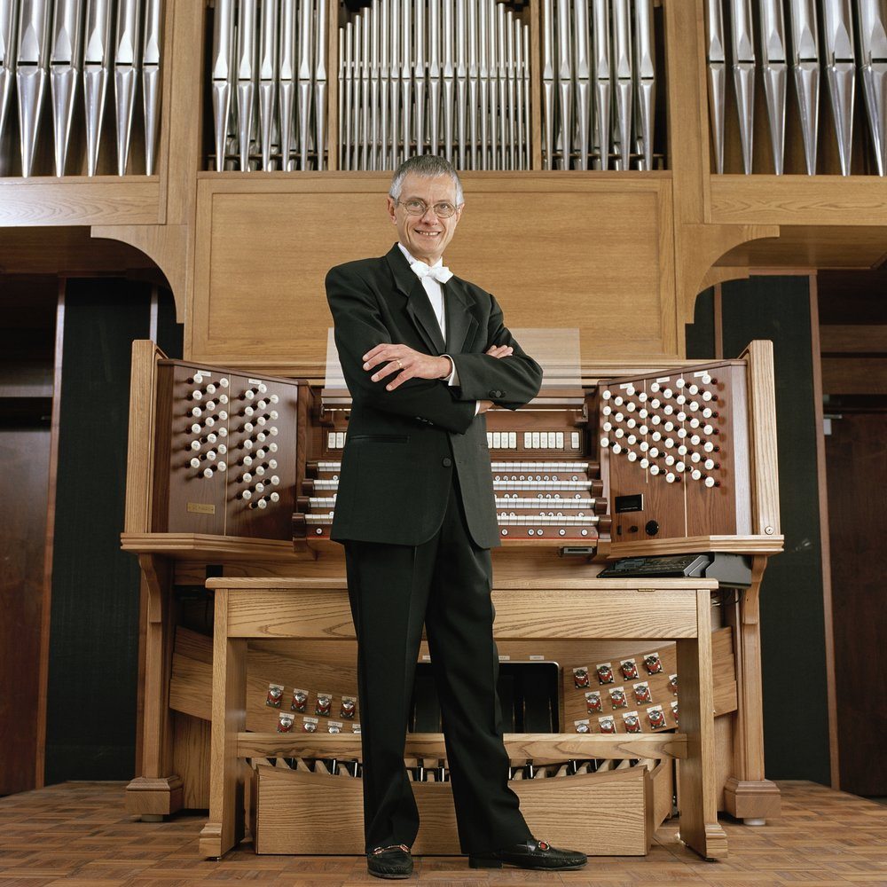 Hector Olivera - Concluding our 10th Anniversary Season, we welcome once again, a great friend to the series, Hector Olivera. Maestro Olivera has become one of the most sought after and revered international concert organists of the present time. The most sophisticated and demanding organ aficionados claim that Olivera is