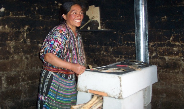 HELPS International - Guatemala Stove Team