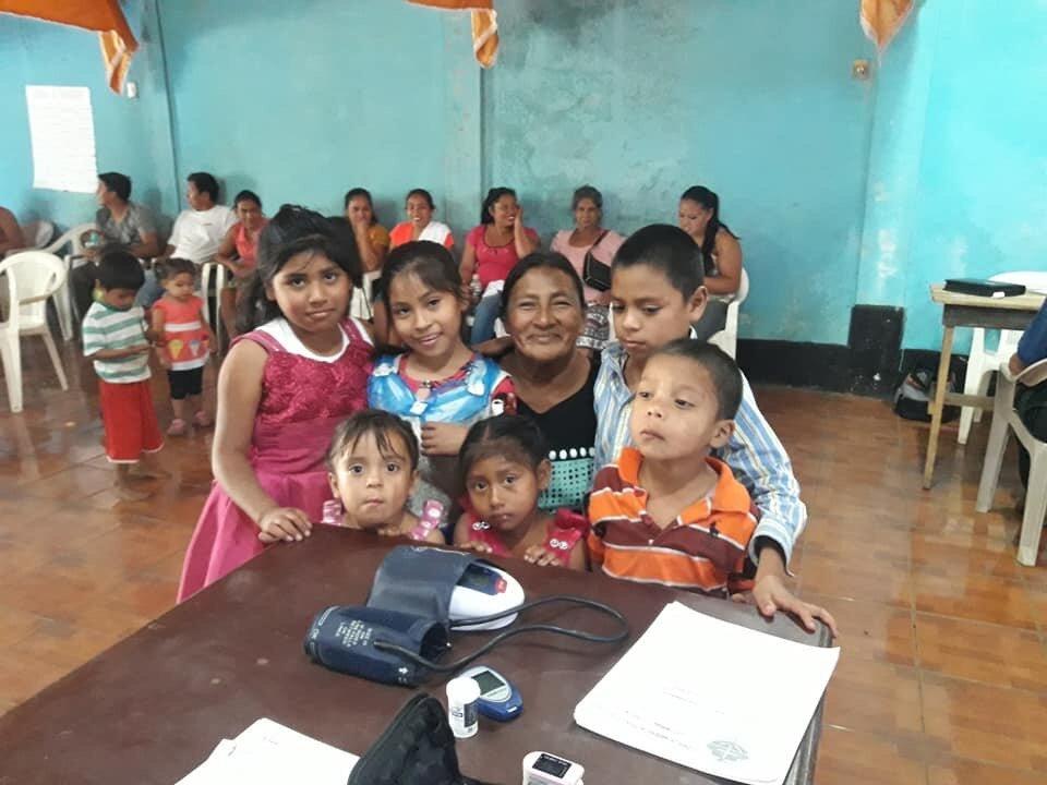 Clinica Medica Salvatore/Orphans Guatemala
