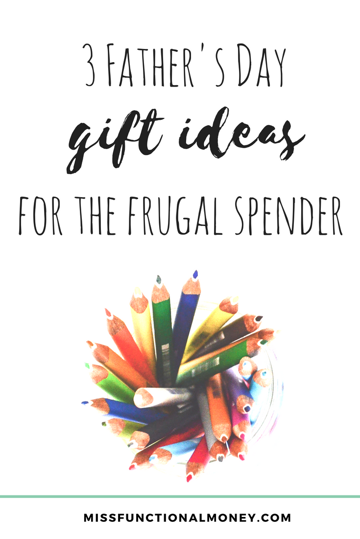 Save money on gift ideas this year with these frugal tips for buying presents for dad.