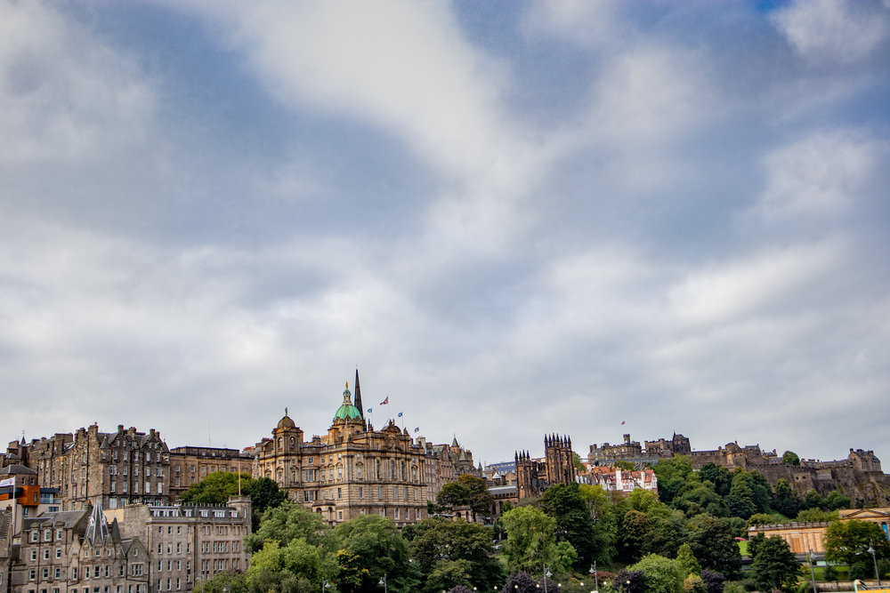Edinburgh, Scotland, is the perfect place to honeymoon. Don't miss these tips and tricks to save money on your honeymoon.