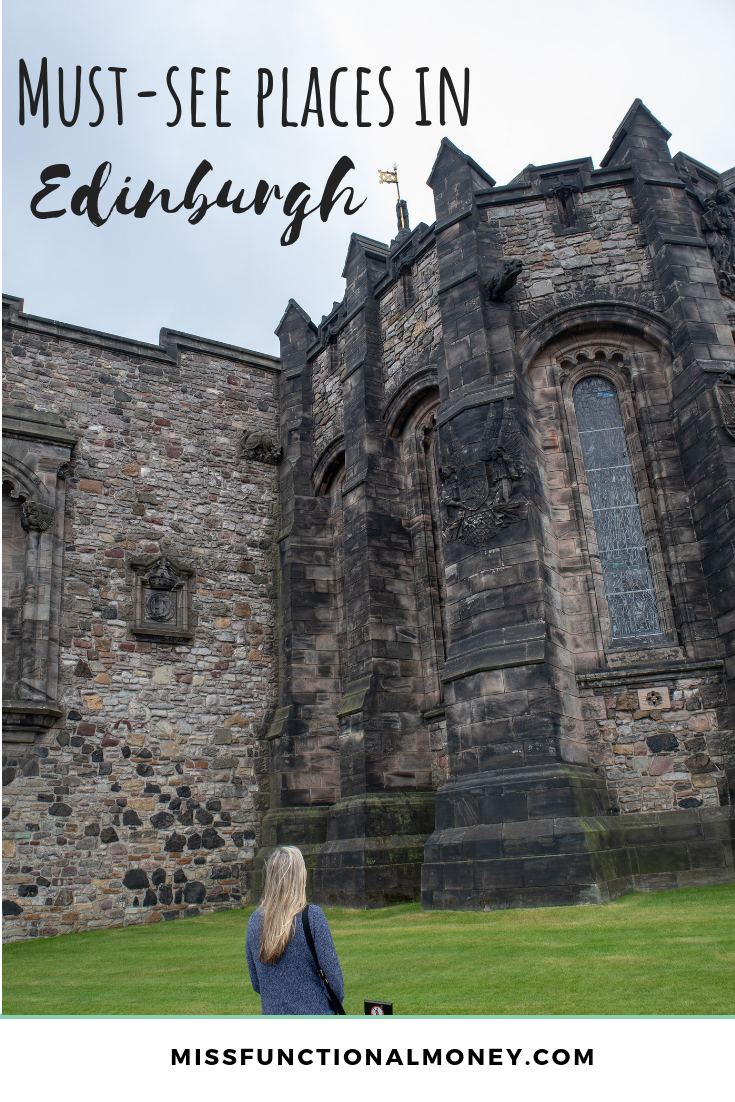 Top tips for saving money at Edinburgh Castle. | MissFunctional Money